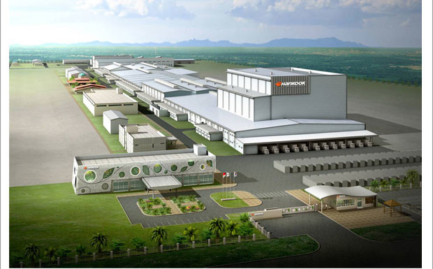 HANKOOK TIRE INDONESIA PLANT PHASE 2